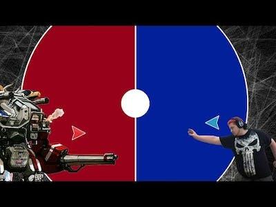 Battle Arena: Collider