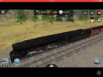 Driving the Prr t1