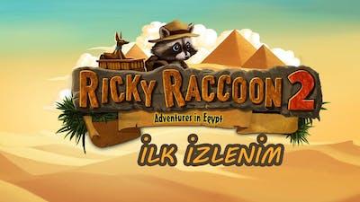 🔬 İlk İzlenim | Ricky Raccoon 2 | Türkçe
