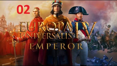 02 Europa Universalis IV Emperor Austria HRE