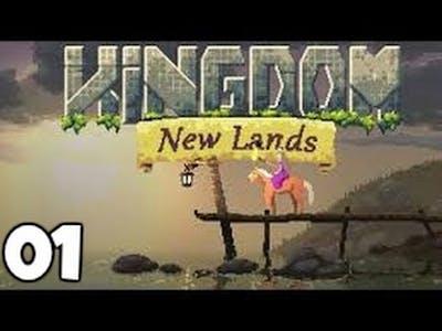 Kingdom new lands | Lots of running