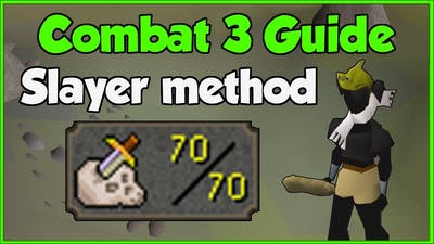 I got rank 1 Slayer in 1 month - OSRS Combat 3 guide