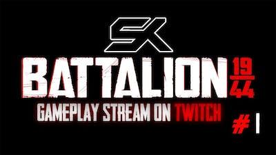 Battalion 1944 - Stream - Public game #1