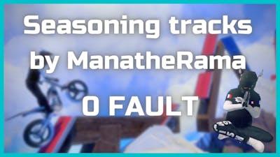 🟠SEASONING TRACK PACK By ManatheRama | 0 FAULT | Trials Rising