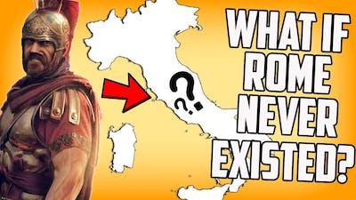 What if the Roman Empire never existed? (Total War Rome 2)