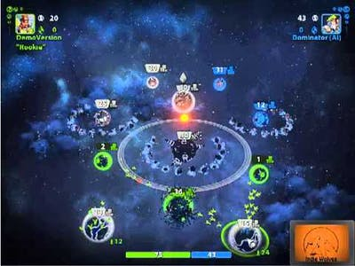 Planets Under Attack Gameplay by IndieWolves.com