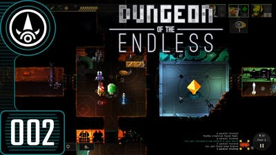 They Cut the Power   Dungeon of the Endless   Part 2