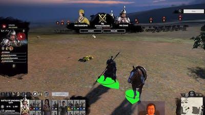 Total War Three Kingdoms: Ma Chao Hat Trick