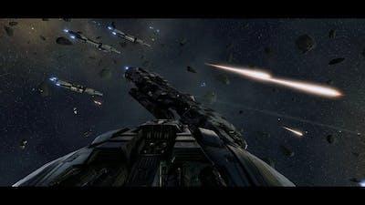 Battlestar Galactica Deadlock Broken Alliance Pt 1 (and edit test)