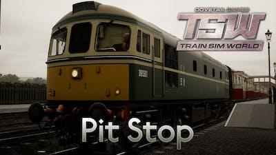 Train Sim World: West Somerset Railway Scenarios 8: Pit Stop (BR Class 33)
