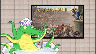 Qvadriga -  Pendrag(on) racing Episode 1