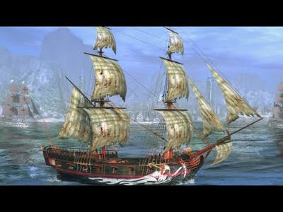 Tempest The Grim Reaper Ship Gameplay