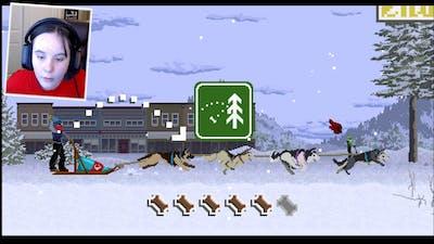 Dog Sled Saga, another installment....