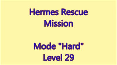 Hermes Rescue Mission Level 29