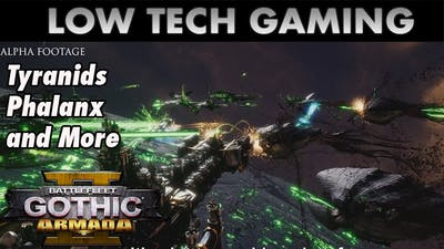 Battlefleet Gothic Armada 2 Update - Tyranids, Phalanx, and more