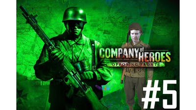 Company of Heroes: Opposing Fronts -Blind- Oosterbeck Attempt #1