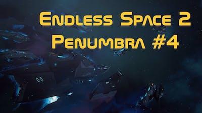 Endless Space 2 deutsch Let's play Penumbra  #4 [Sonden und Hacken]