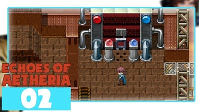 Train de Sandraka [Echoes of Aetheria | Episode 2] (FR)