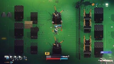 Synthetik: Legion Rising Gameplay#1