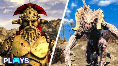 The 10 Hardest Fallout Bosses And Enemies