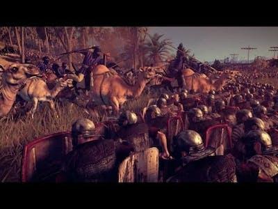 Total War: Rome II - Battle of the Nile Trailer
