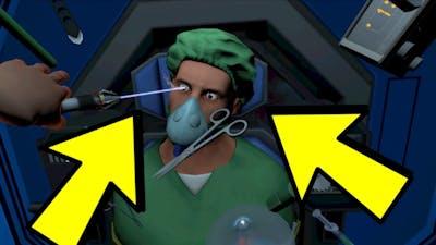 IM A BAD SURGEON | Surgeon Simulator Experience Reality | Part 1