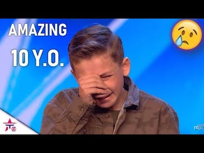 Autistic Boy Was Told He Couldn´t Make IT...Watch How It Turns Out! | Got Talent