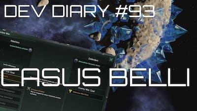 Stellaris - Dev Diary 93 - Psst, Hey Kids, Ya'll like Casus Belli?