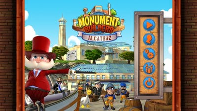 Monument Builder - Alcatraz - Alcatraz Level 50 (final) - Walkthrough