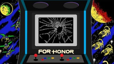 Game Machine Broke For Honor Edition