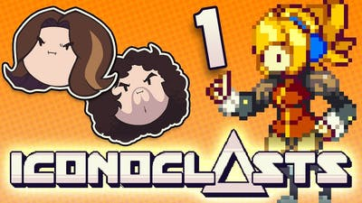 Iconoclasts: The Jiggles - PART 1 - Game Grumps