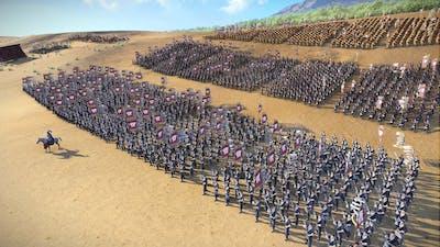 THE EMPEROR'S SIEGE - Total War: THREE KINGDOMS