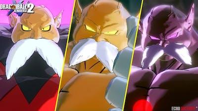 Toppo Skillset Showcase! Base - Damaged - God of Destruction | Dragon Ball Xenoverse 2 MOD