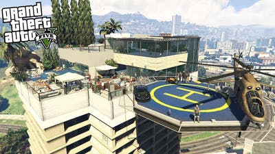 BUYING A MILLIONAIRE PENTHOUSE IN GTA 5!!! (GTA 5 REAL LIFE PC MOD)