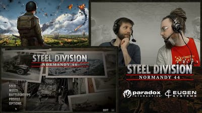 Steel Division: Normandy 44 - Matchmaking is in