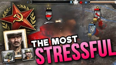 The Most STRESSFUL Game of My Life — Company of Heroes 2