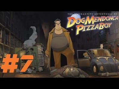 The Interactive Adventures of Dog Mendonça & Pizza Boy Walkthrough | Part 7: The Maze [PC]