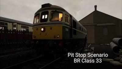 Pit Stop WSR TSW2020 (Scenario)