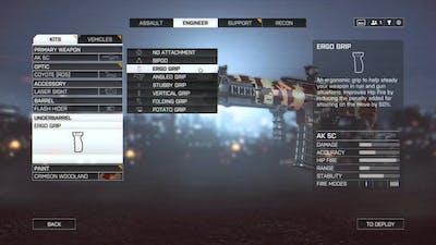 Battlefield 4: Engineering Class Kit Breakdown