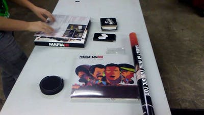 Mafia lll Unboxing / Face Reveal