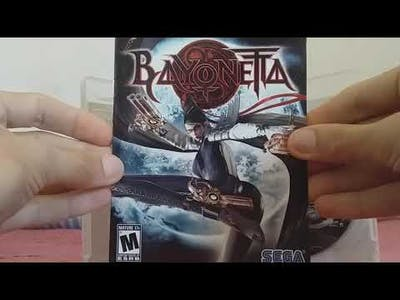 Bayonetta PS3 my new game! mi nuevo juego!