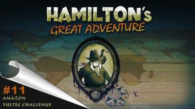 Hamilton's Great Adventure Gameplay - (PC FULL HD) - Amazon - Yultec Challenge