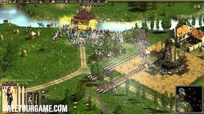 Cossack II: Battle for Europe Gameplay