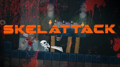 """Skelattack """"Get Otta My Dungeon'"""