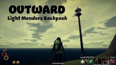 Outward Game - Light Menders Backpack - Hallowed Marsh - Strange Apparitions Quest