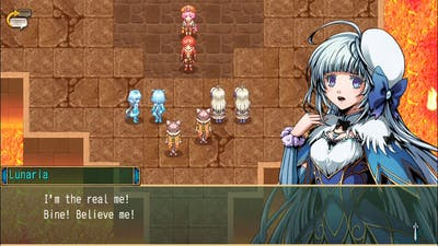 RPG Antiquia Lost Part 18 Normal Ending Gameplay Walkthrough Android