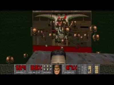 Doom II - Icon of Sin On Drugs