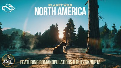 North America ¦ Planet Wild episode 3 ¦ Planet Zoo North America Animal Pack Special