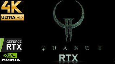 Quake II RTX  gameplay 𝟜𝕜 𝕌𝕝𝕥𝕣𝕒 ℍ𝔻 , How to enable cheats code