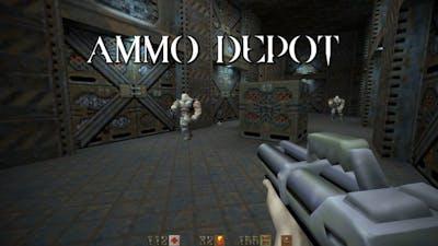 Quake II Mission Pack: Ground Zero | Ammo Depot (18/21)